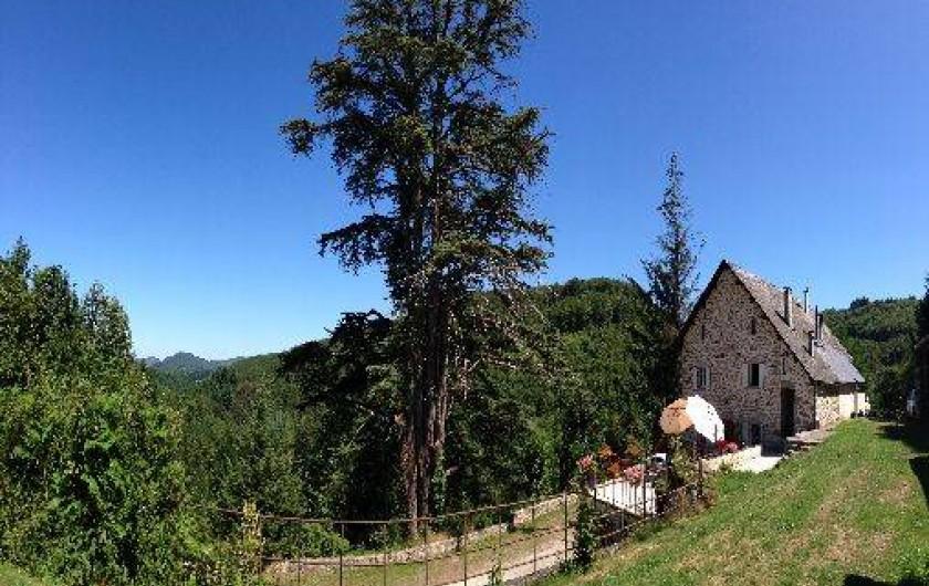 Location de vacances - Chalet à La Salvetat-sur-Agout