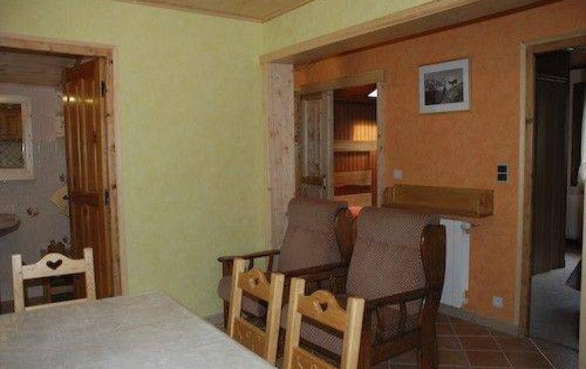 Location de vacances - Appartement à Morzine