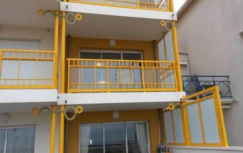 Location de vacances - Appartement à Châtelaillon-Plage