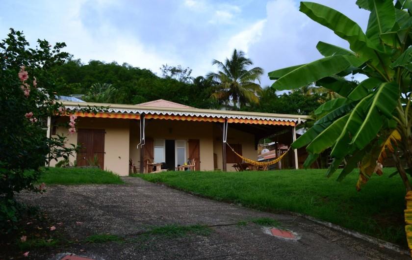 Location de vacances - Villa à Les Trois-Îlets - La villa KONTAN WE ZOT