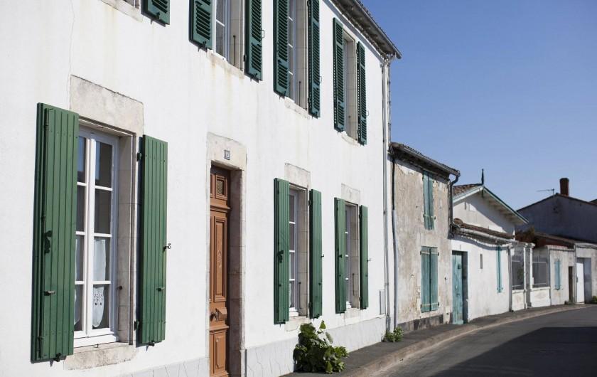 Location de vacances - Maison - Villa à Sainte-Marie-de-Ré - Le Petit Village
