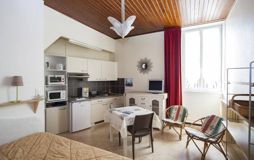Location de vacances - Maison - Villa à Sainte-Marie-de-Ré - Le Petit Village - Le Studio 6