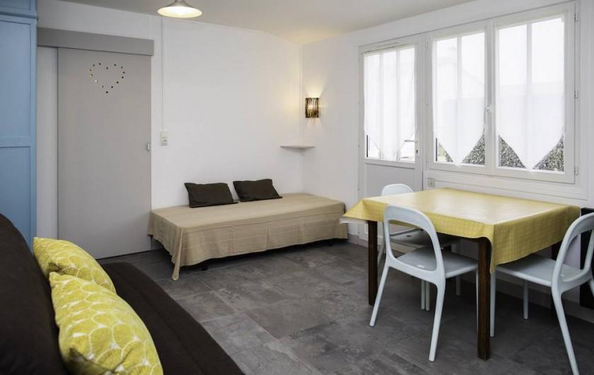 Location de vacances - Maison - Villa à Sainte-Marie-de-Ré - Le Petit Village - Longère 1