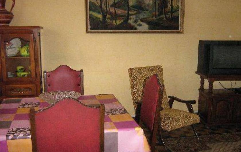 Location de vacances - Maison - Villa à Plonévez-du-Faou