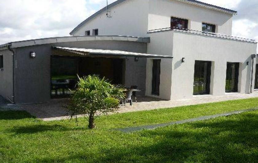 Location de vacances - Villa à Bénodet