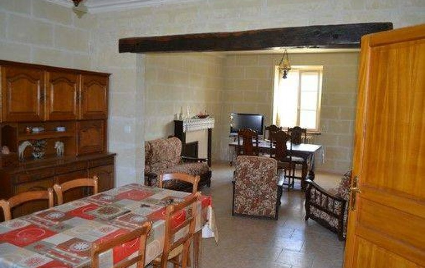 Location de vacances - Maison - Villa à Saint-Nicolas-de-Bourgueil