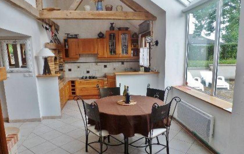 Location de vacances - Maison - Villa à Saint-Andeux