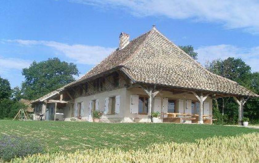Location de vacances - Gîte à Pourlans