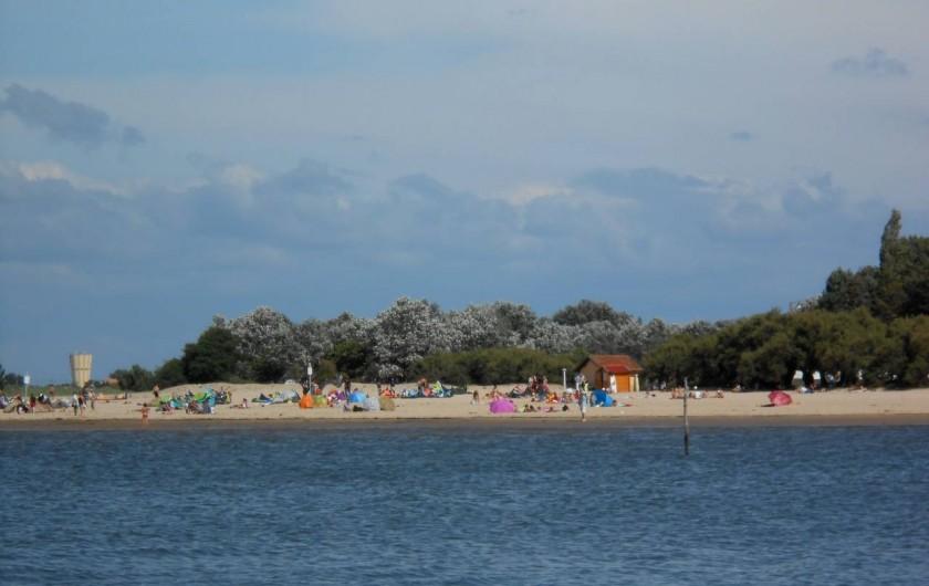 Location de vacances - Chambre d'hôtes à Gujan-Mestras - La plage