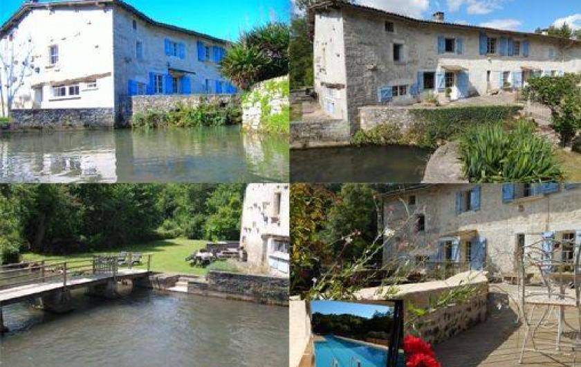 Location de vacances - Villa à Saint-Martin-de-Saint-Maixent
