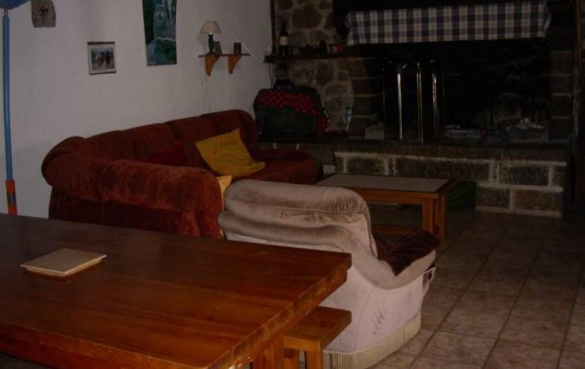 Location de vacances - Gîte à Trélans - Le Galaber
