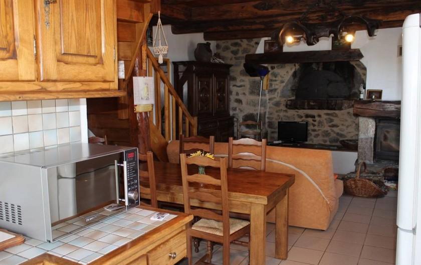 Location de vacances - Gîte à Trélans - Le logis des fées