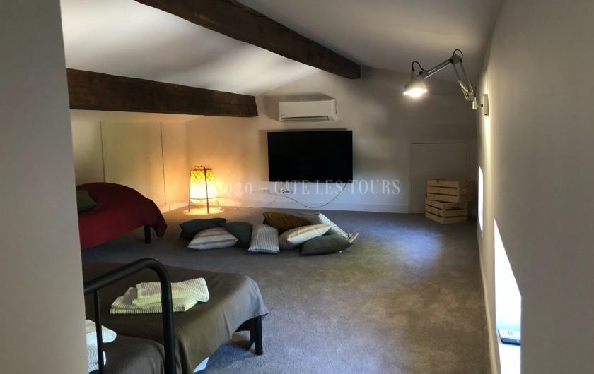 Location de vacances - Gîte à Sarrians - Dortoir
