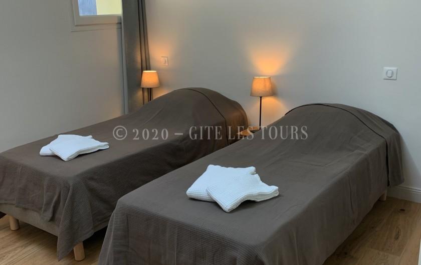 Location de vacances - Gîte à Sarrians - Chambre 3