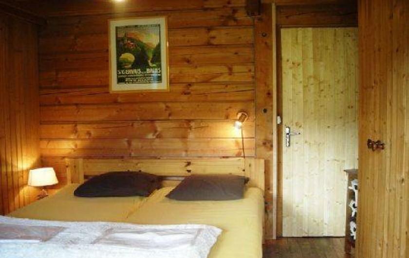 Location de vacances - Chalet à Saint-Gervais-les-Bains