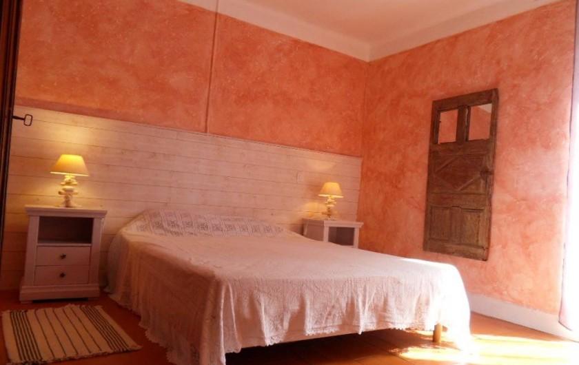 Location de vacances - Mas à L'Albère - la chambre rose