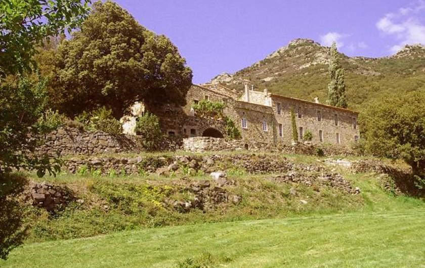 Location de vacances - Mas à L'Albère - vue générale