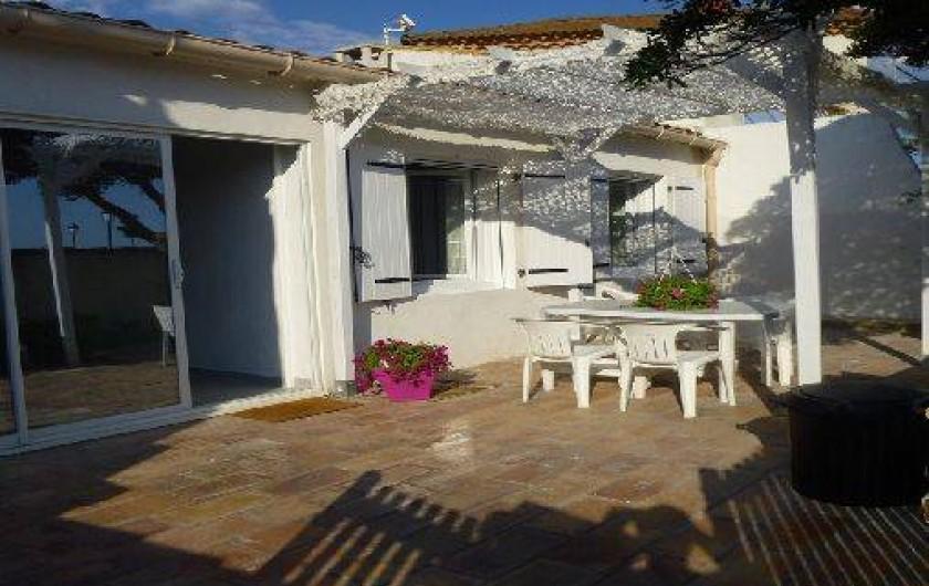 Location de vacances - Maison - Villa à Saintes-Maries-de-la-Mer