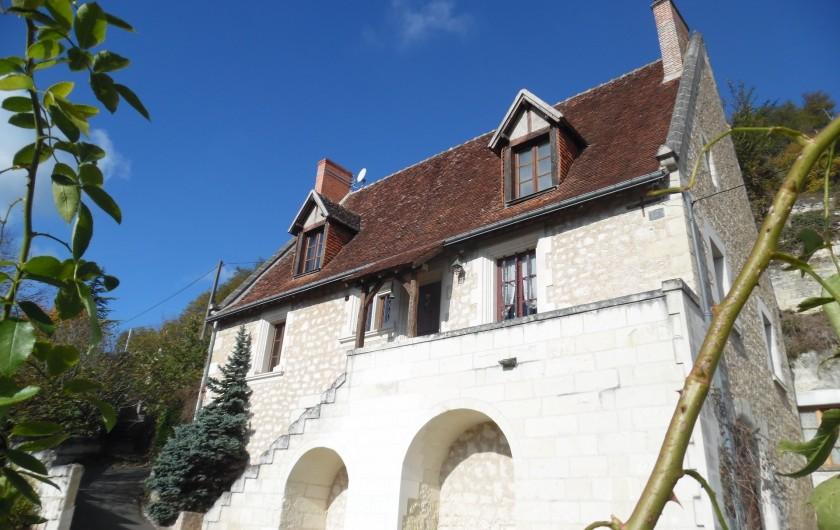 Location de vacances - Gîte à Montrichard - Les TEMPLIERS