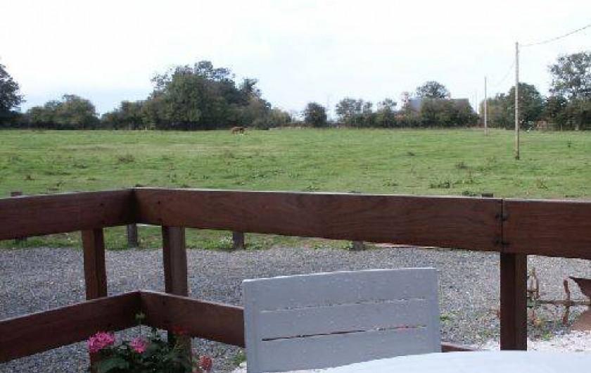 Location de vacances - Gîte à Grandcamp-Maisy