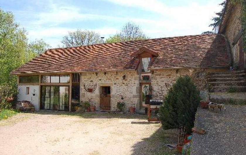 Location de vacances - Gîte à Saint-Sernin-du-Bois
