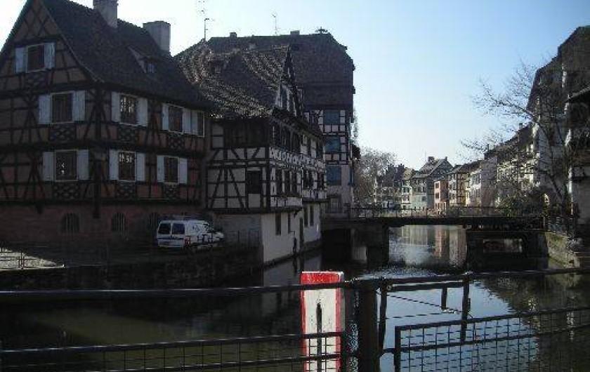 Location de vacances - Studio à Strasbourg