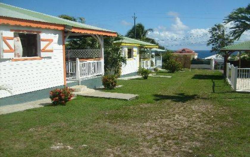 Location de vacances - Bungalow - Mobilhome à Le Moule