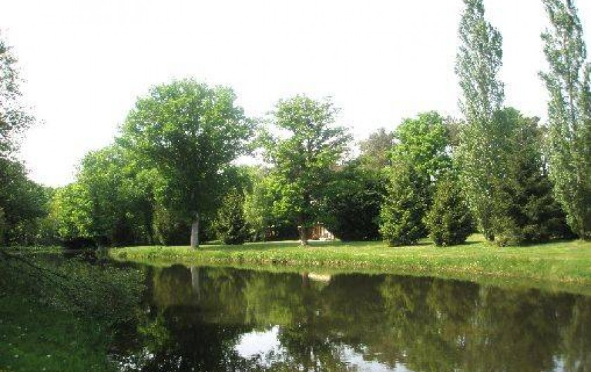 Location de vacances - Chalet à Brinon-sur-Sauldre
