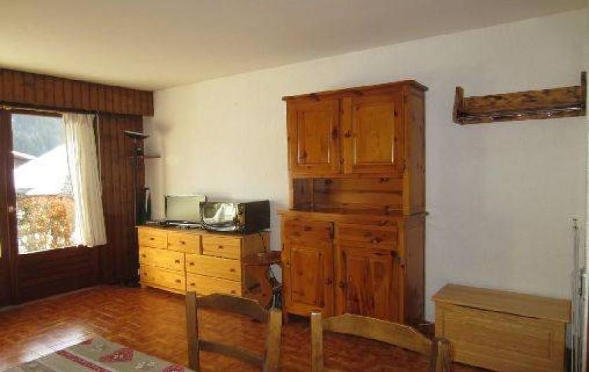 Location de vacances - Studio à Le Grand-Bornand
