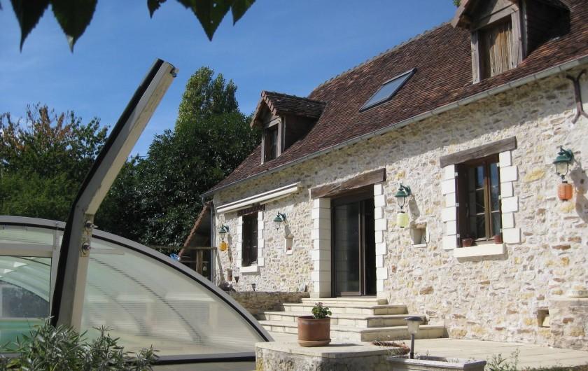 Location de vacances - Gîte à Châtillon-sur-Indre