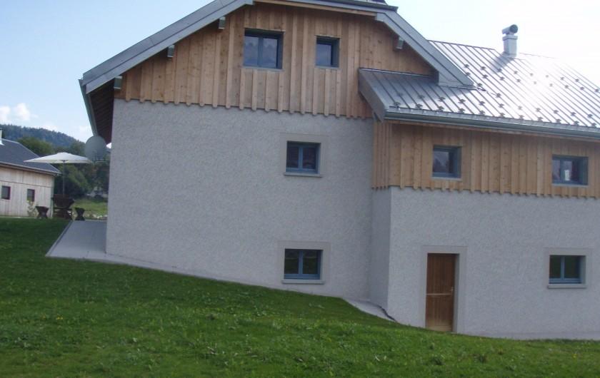 Location de vacances - Chalet à Chapelle-des-Bois