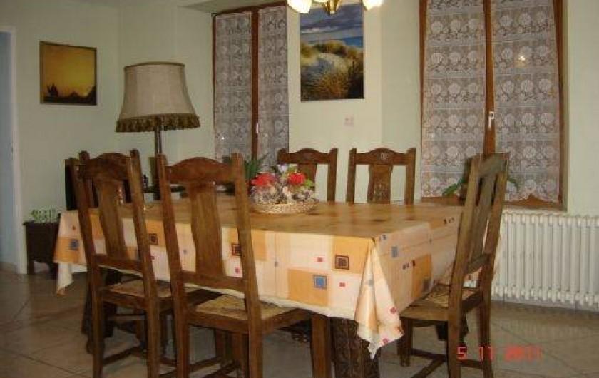 Location de vacances - Maison - Villa à Saint-Inglevert