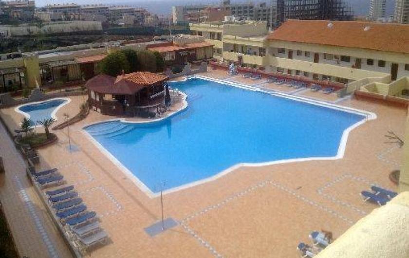 Location de vacances - Appartement à Adeje