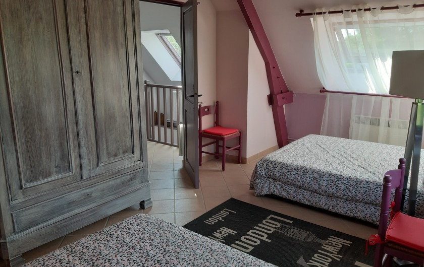 Location de vacances - Chambre d'hôtes à Rouvres