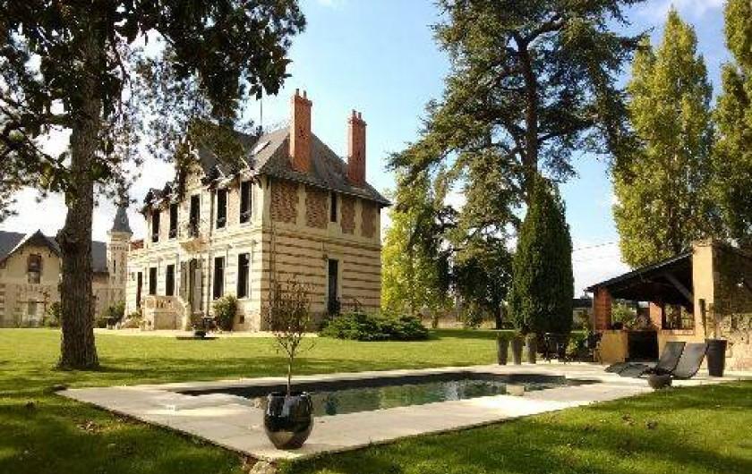 Location de vacances - Gîte à Nueil-sur-Layon