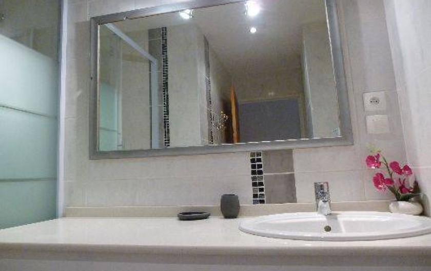 Location de vacances - Maison - Villa à Les Orres - salle de bains N°1
