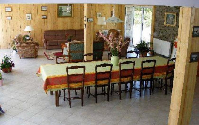 Location de vacances - Chambre d'hôtes à Annoville