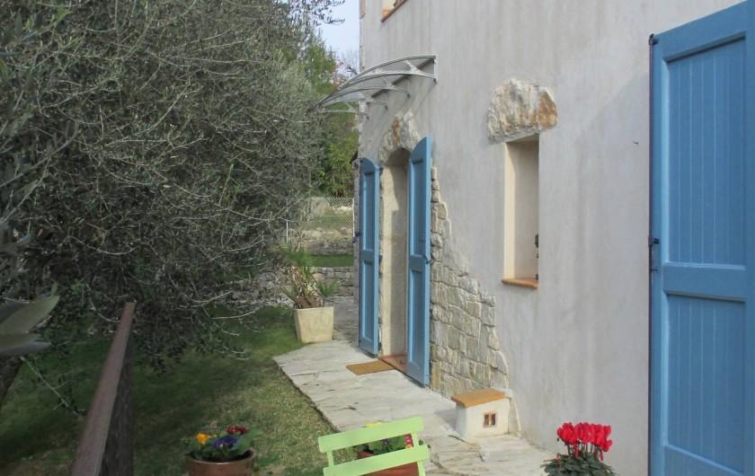 Location de vacances - Gîte à Roquefort-les-Pins