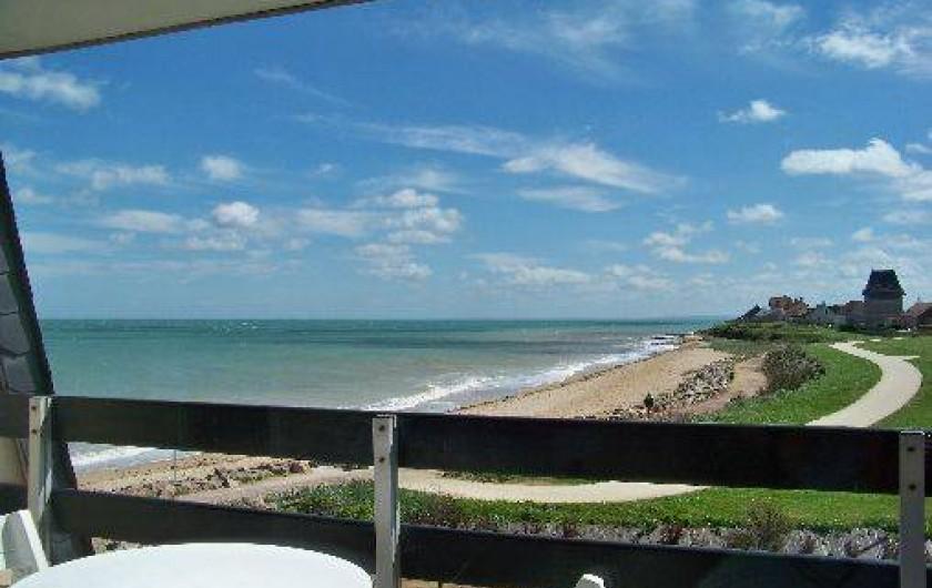 Location de vacances - Appartement à Bernières-sur-Mer