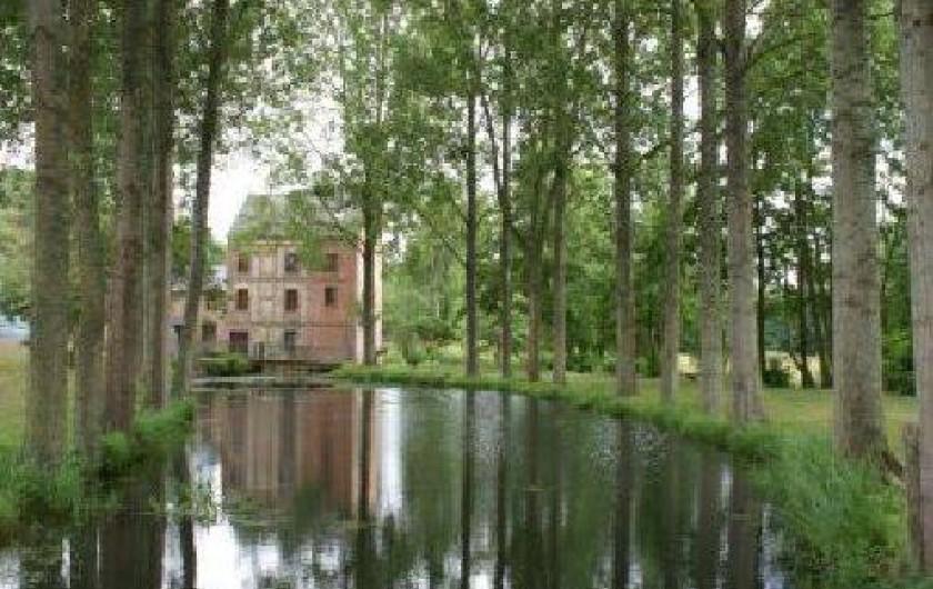 Location de vacances - Chambre d'hôtes à Notre-Dame-du-Hamel