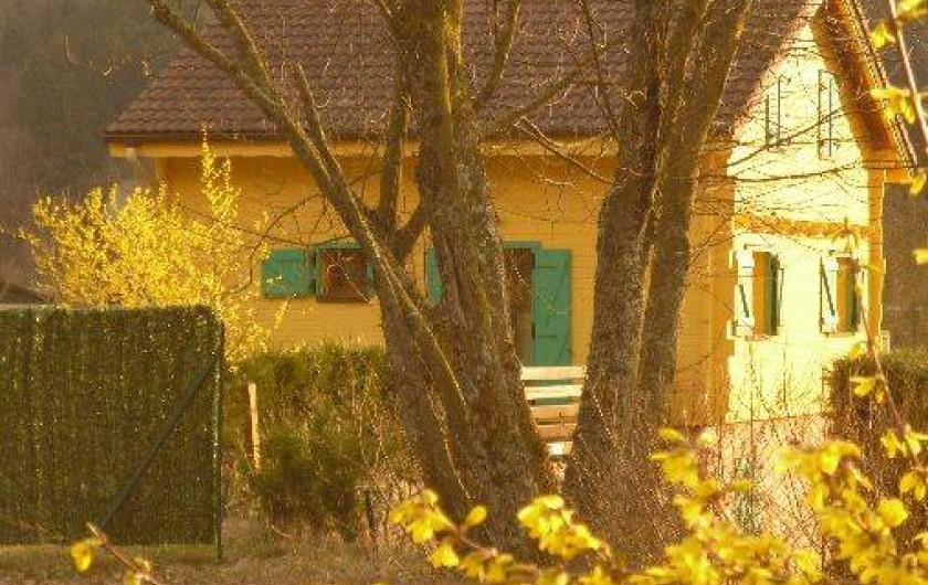Location de vacances - Chalet à Saulxures-sur-Moselotte