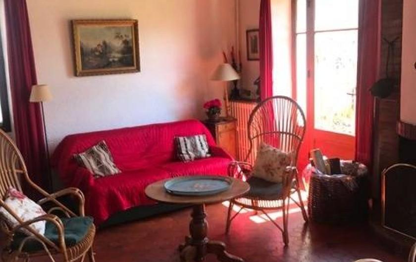 Location de vacances - Maison - Villa à Autrans-Méaudre en Vercors - SEJOUR