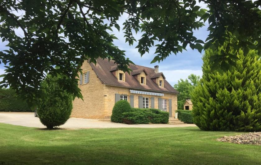 Location de vacances - Villa à Proissans - La maison