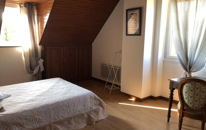 Location de vacances - Villa à Proissans - La Chambre Jaune