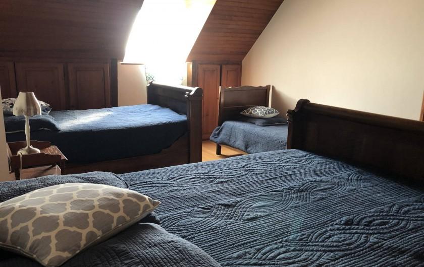Location de vacances - Villa à Proissans - La Chambre Bleue