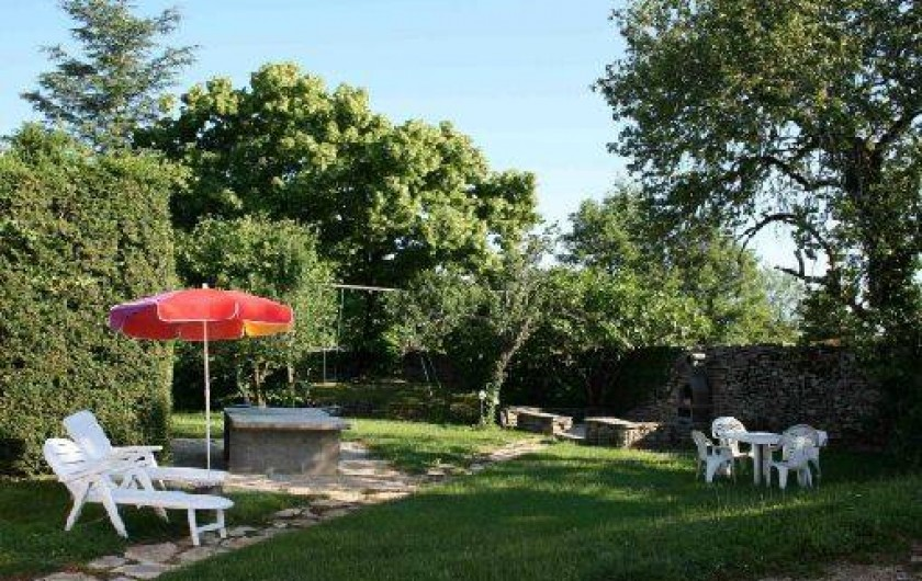 Location de vacances - Gîte à Limogne-en-Quercy
