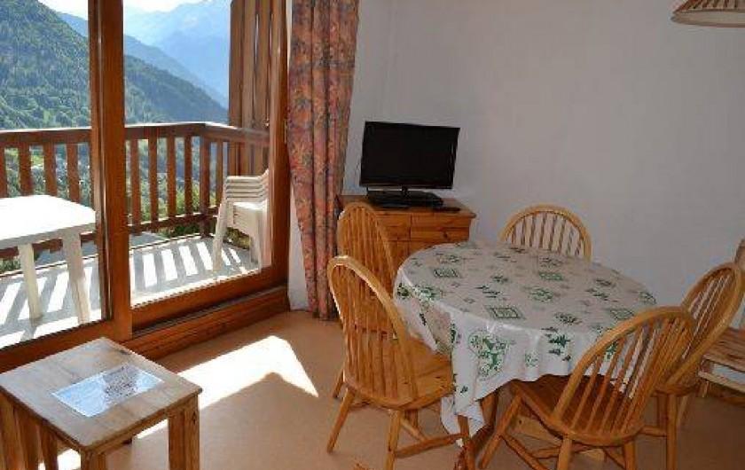 Location de vacances - Appartement à Vaujany