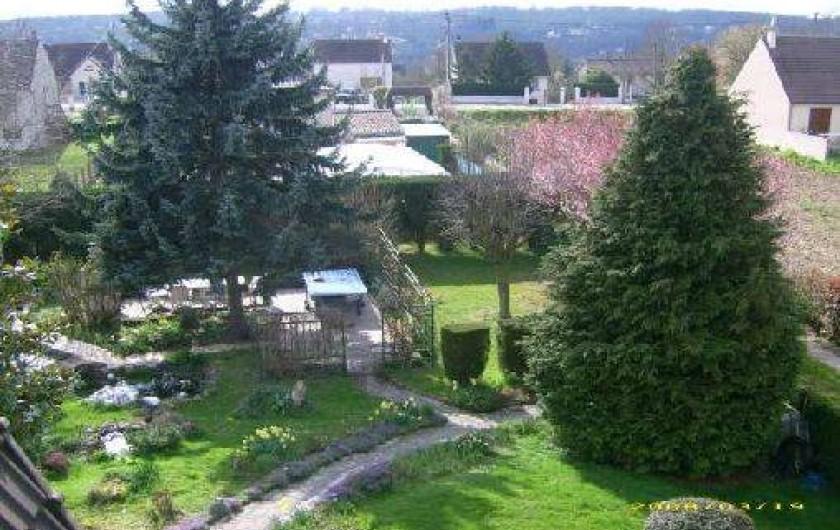 Location de vacances - Gîte à Crécy-la-Chapelle - vue aérienne
