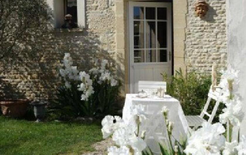 Chambres d 39 hotes de charme au grenier sel saint for Chambre d hotes basse normandie