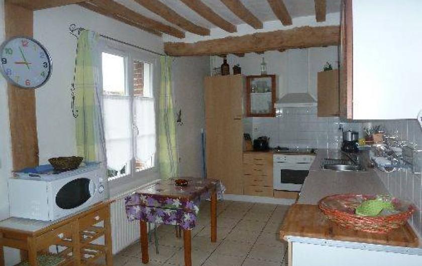 Location de vacances - Villa à Le Bourg-Dun
